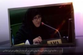 خلاصه ای از عملکرد دکتر شهلا میرگلوبیات در مجلس شورای اسلامی (بخش اول)
